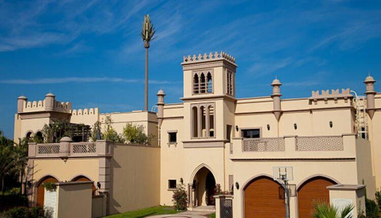 Dubai-maison